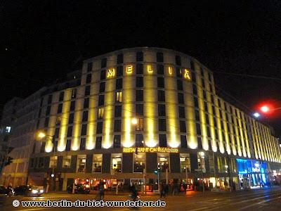 fetival of lights, berlin, illumination, 2012, Hotel Melia