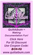 Document Your Quilts