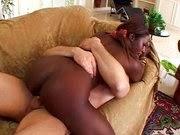 Fazendo sexo com a rabuda gostosa