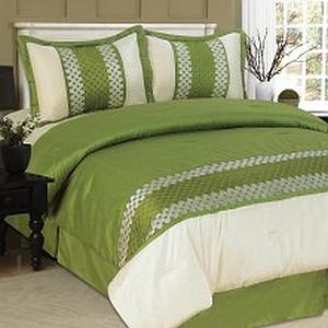 hermoso juego de cama diseo de moda color elegante