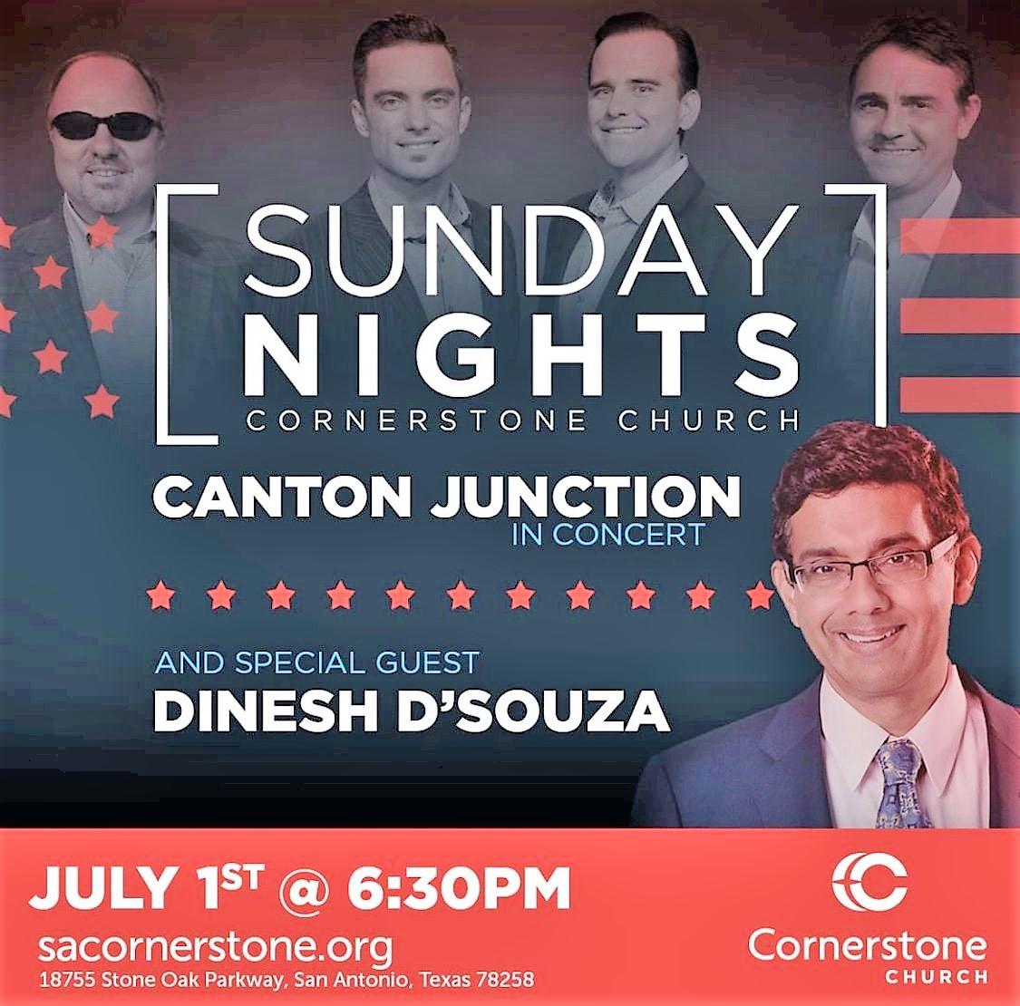 1 de julho, 18h30: San Antonio, Texas