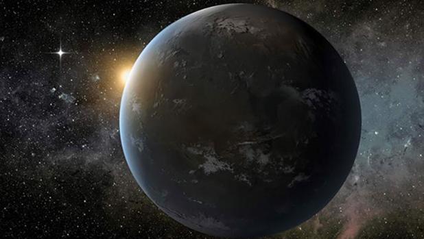 Posibles zonas habitables en el planeta Wolf 1061
