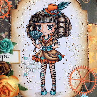 Art by Miran Steampunk Sissy