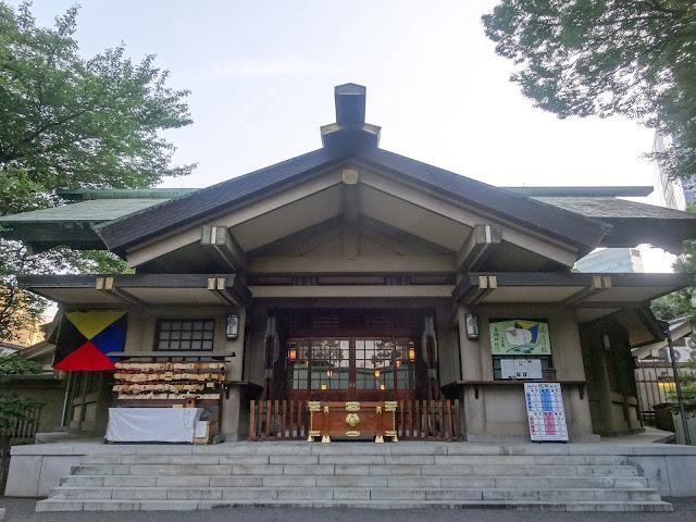 東郷神社,本殿,原宿〈著作権フリー無料画像〉Free Stock Photos