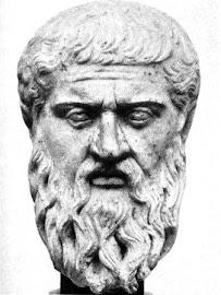 GAY ICON: Plato