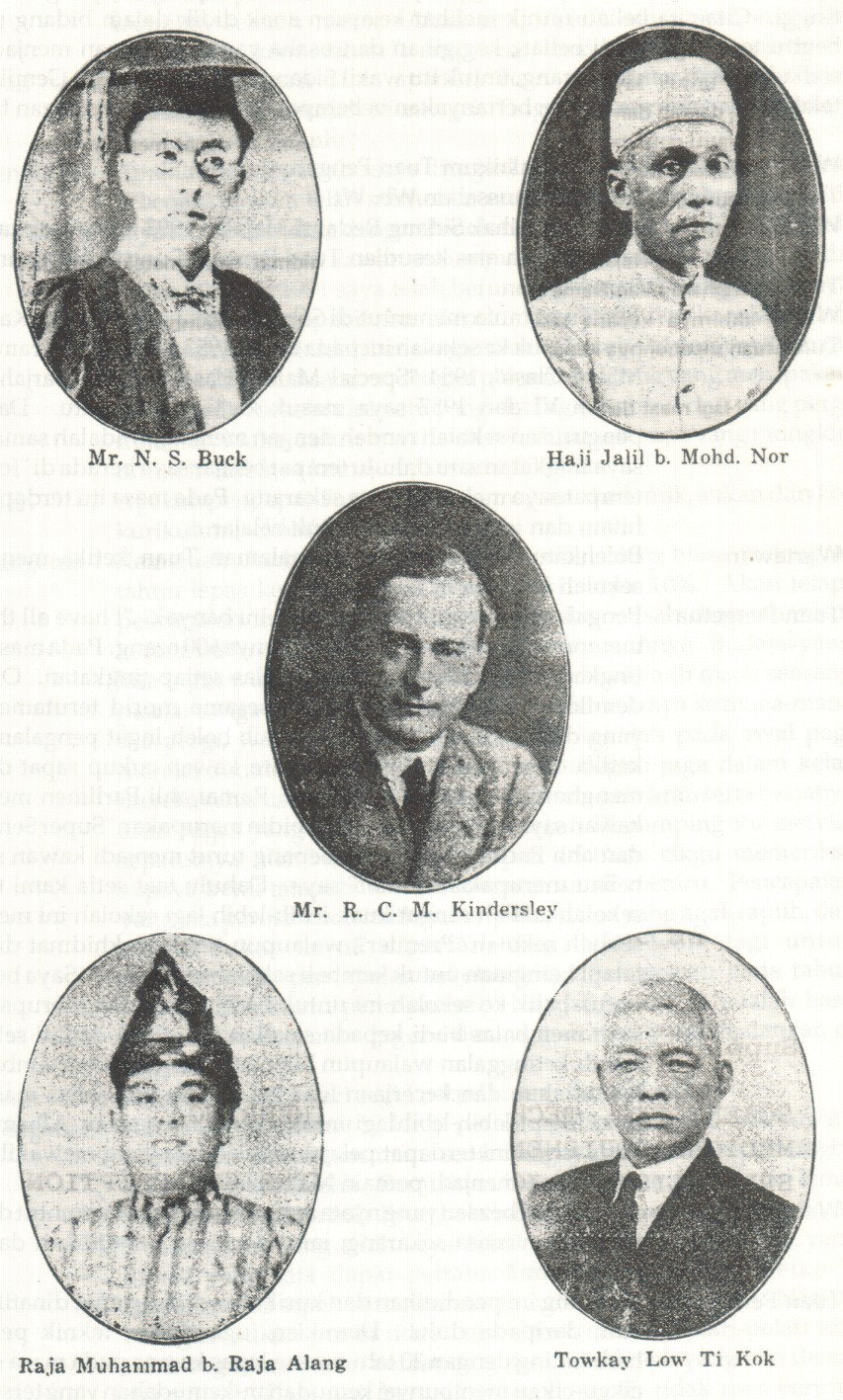Pengasas sekolah sejak 1916
