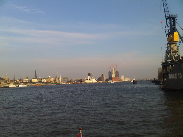 Elbphilharmonie - Hafen Hamburg