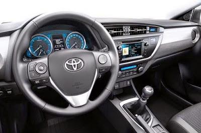 2017 Toyota Auris Release