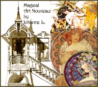 Magical Art Nouveau.