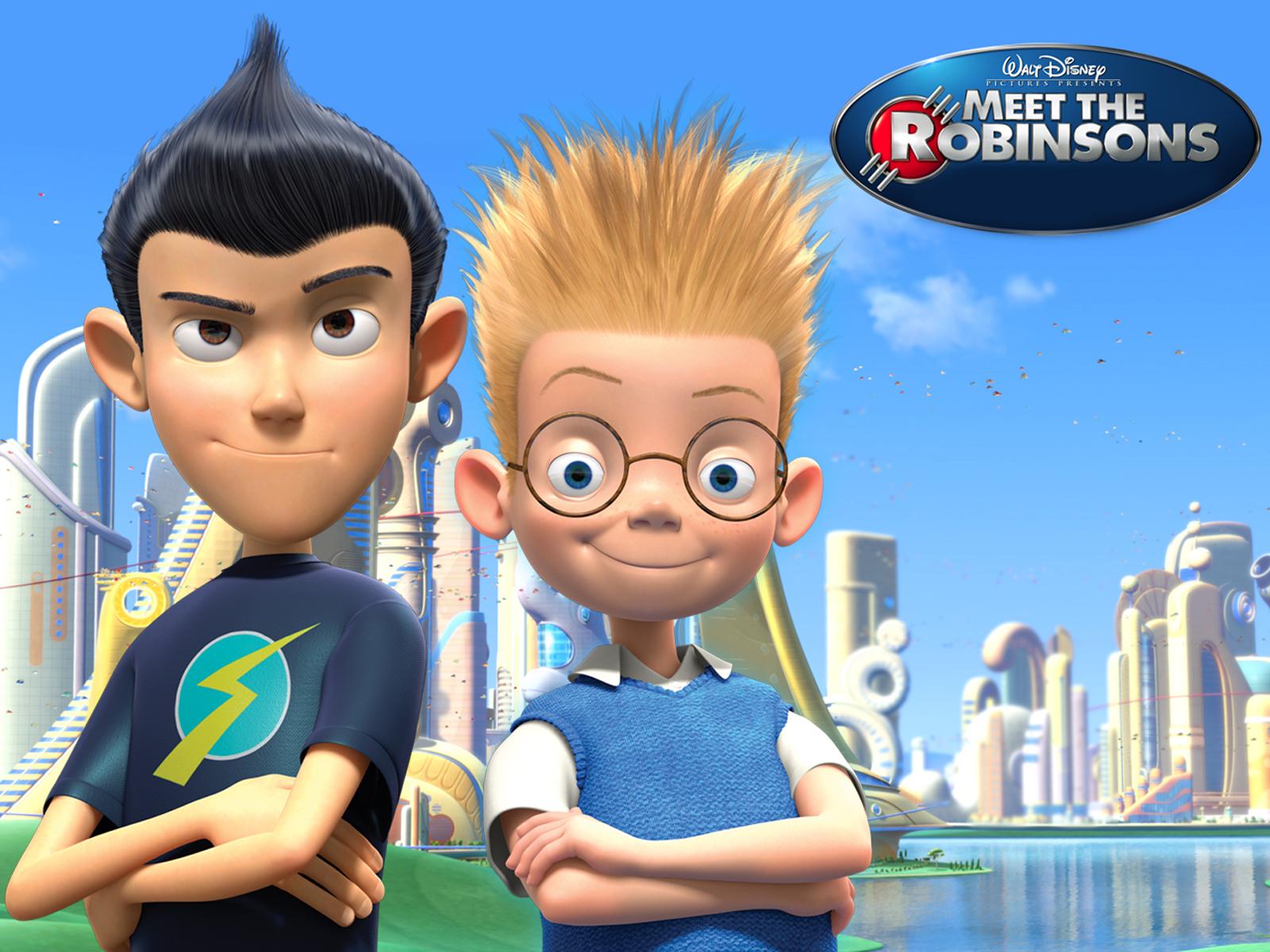 Meet movie robinsons