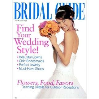 Brinde Gratis Assinatura 2 Anos Da Revista Para Noivas Bridal Guide