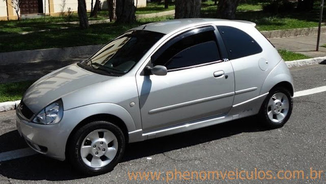 Ford Ka 1.6 XR 2004 usado à venda