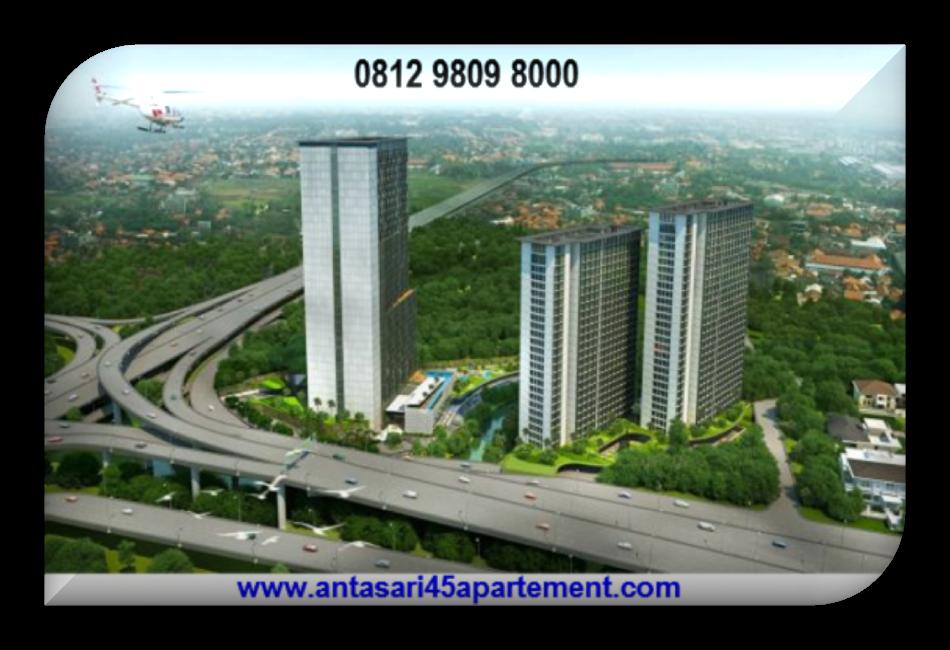 Future Development Acses Tol Antasari - Depok