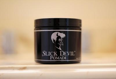 SSlick Devil Strong Hold Pomade