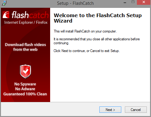 Download Videos With Internet Explorer 11 Desktop Using Flashcatch