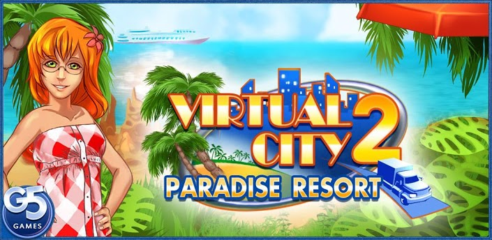 Image Result For Virtual City Paradise Resort V Apk Data For Android