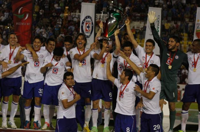 Cruz Azul campeón Copa MX