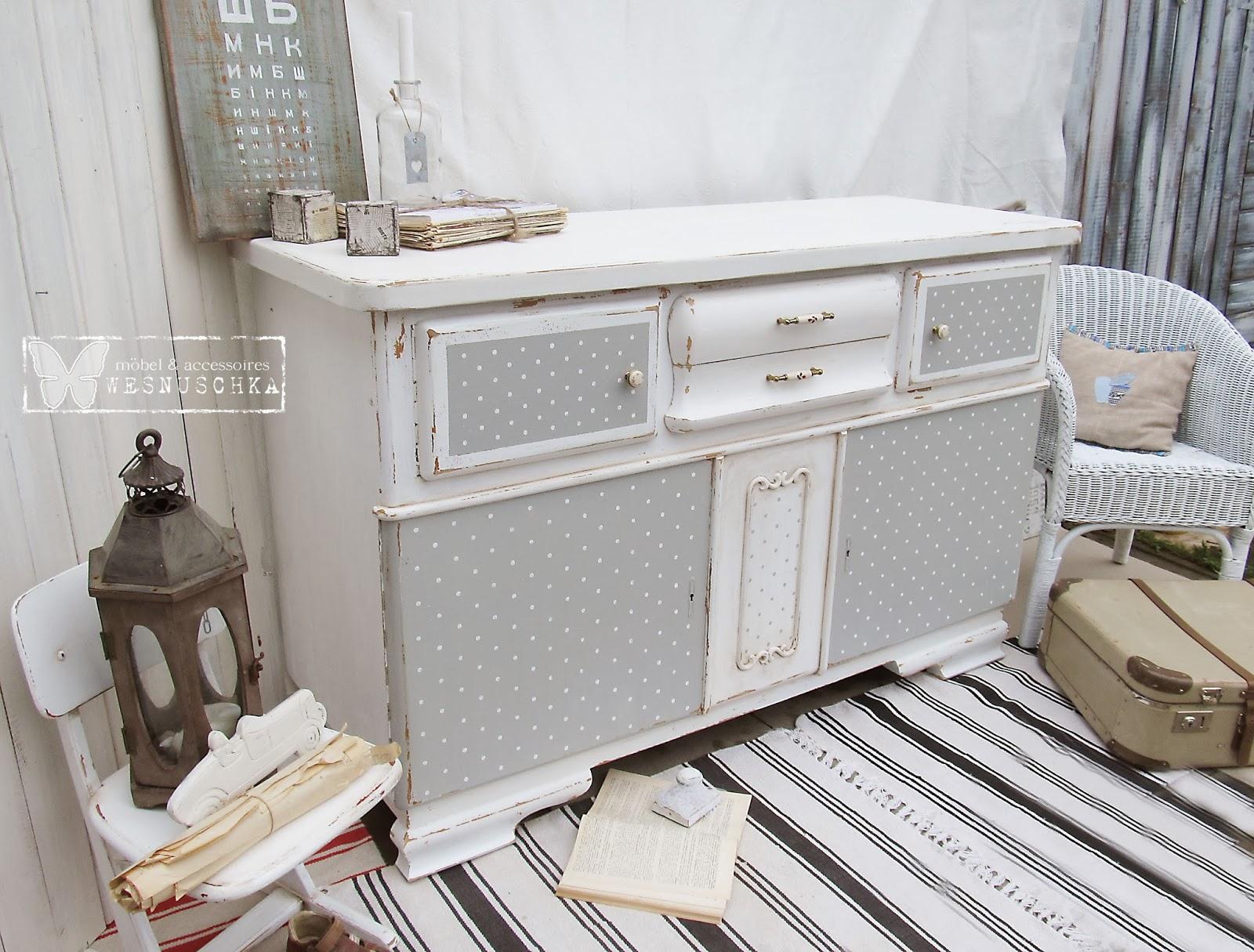 Lackierte möbel neu streichen: möbel renovieren, bunt lackieren ...