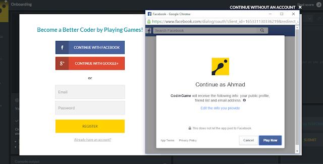 تعلم البرمجة عن طريق اللعب مع موقع CodinGame