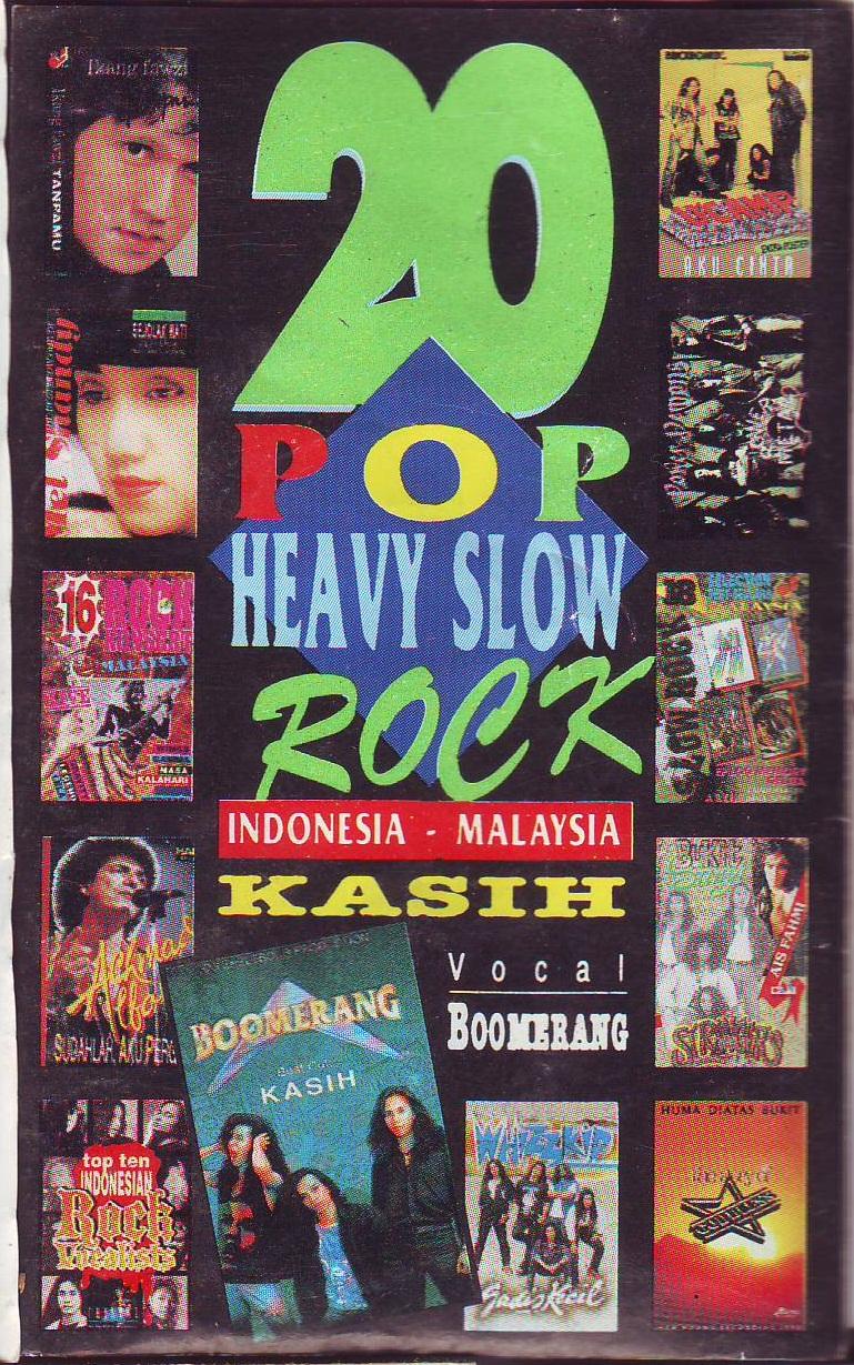 An 80 Slow Rock Malaysia
