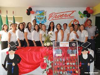 PROERD é homenageado pelo Chicó Maria