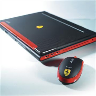 Acer Laptop Ferrari