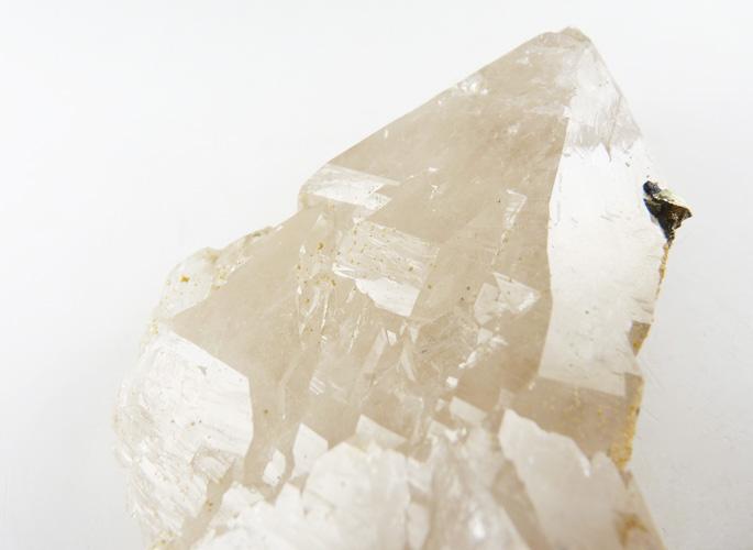 ポルトガル産 エレスチャル & パイライト結晶 共生