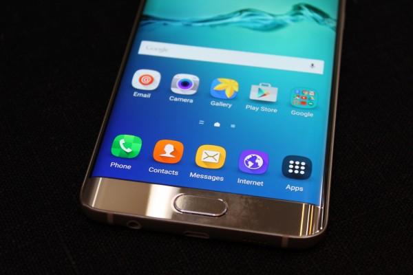 الكشف عن أولى صور تصميم هاتفي غالاكسي S7 و غالاكسي S7 بلس