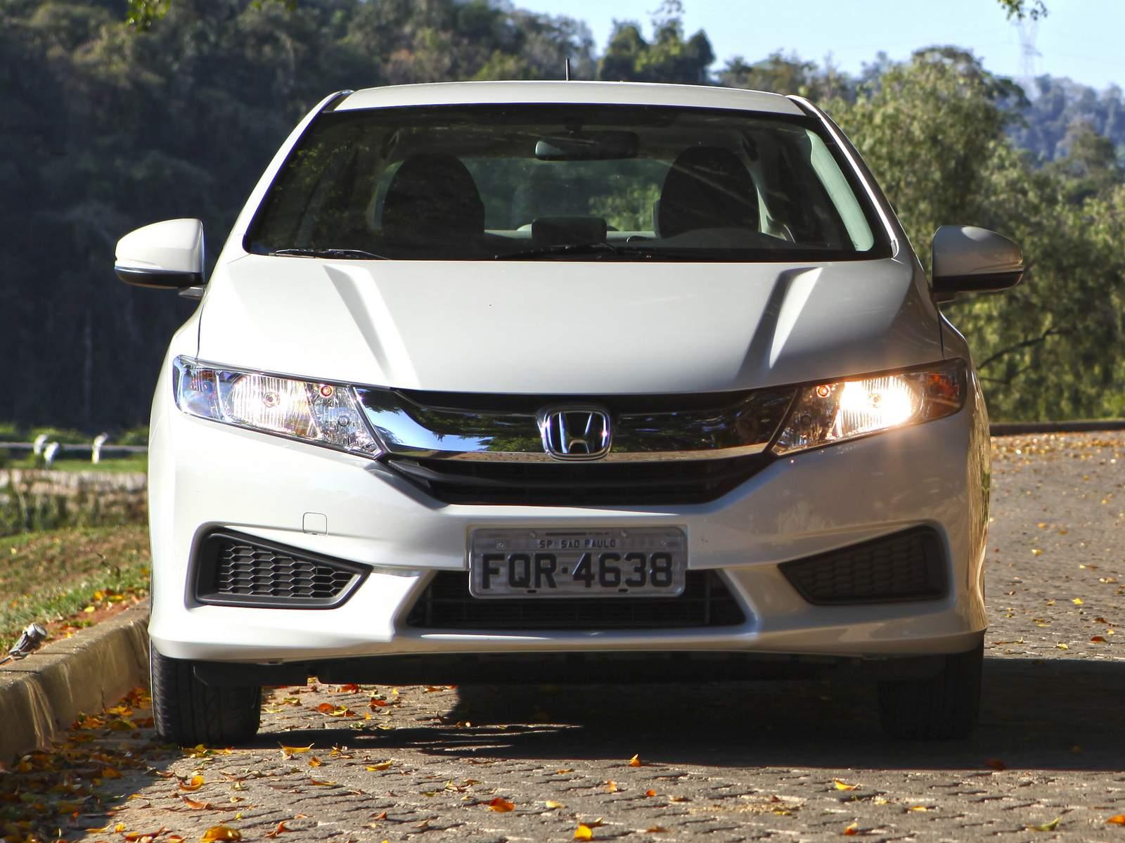 Novo Honda City 2016 - Preço