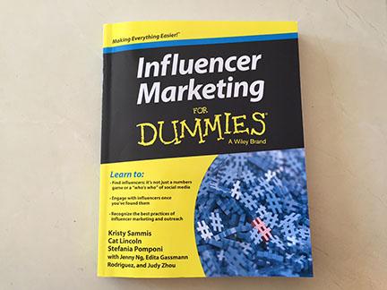 the influencer framework example