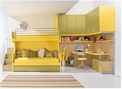 Dormitorios juveniles y modernos decorando mejor for Dormitorios pequenos juveniles