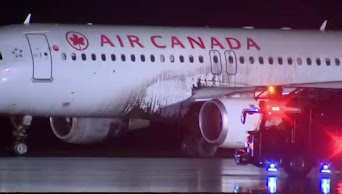 'Too early to call' what caused  runway excursion:  Transportation Safety Board