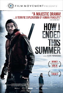 "a/perture Cineclub Presents ""How I Ended This Summer"" May 9"