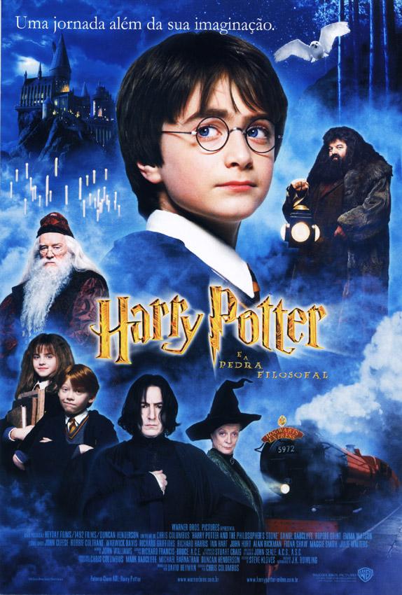 Harry Potter: La saga completa en HD! (Las 8 pel�culas)[Descargar ...