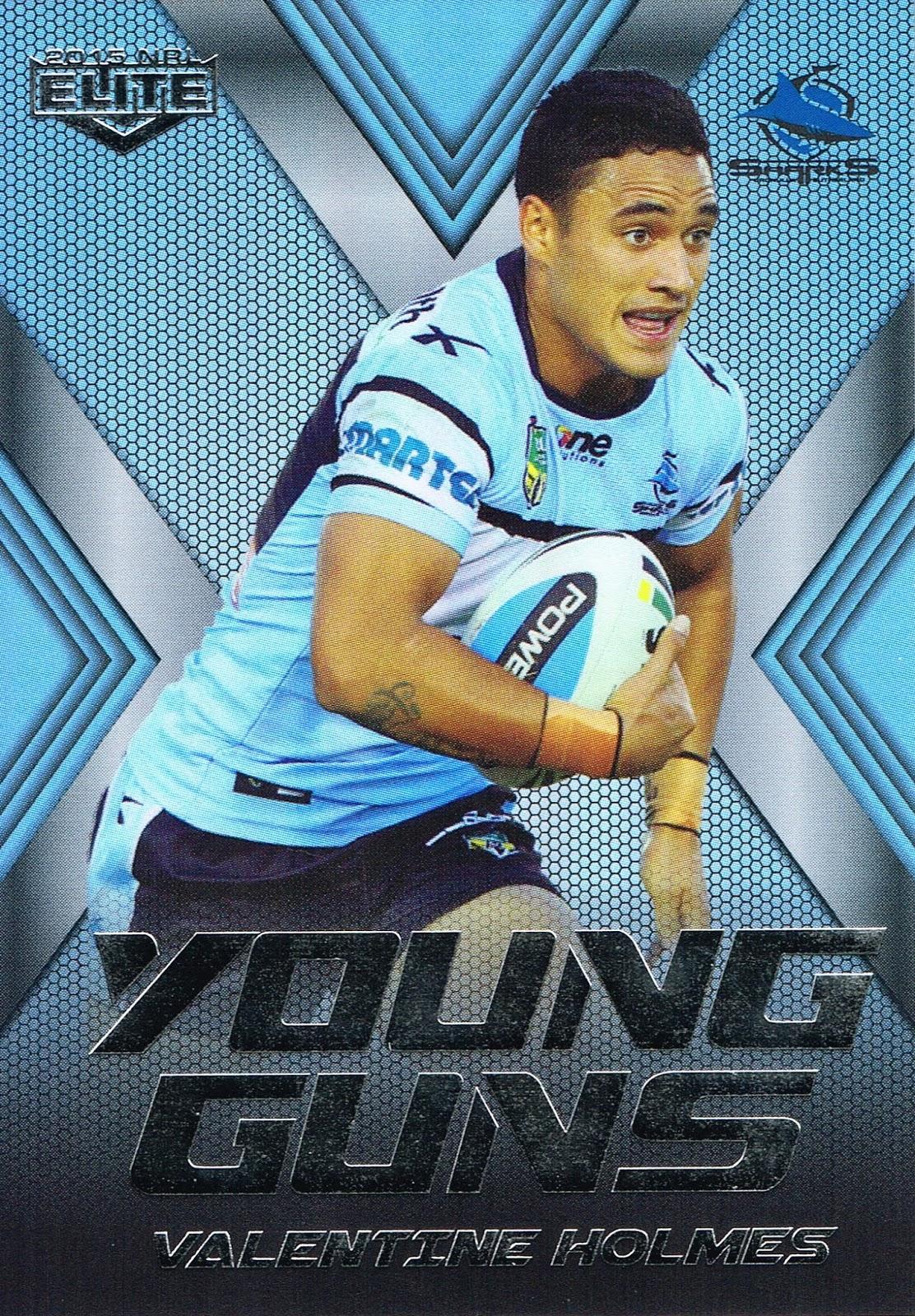 Paul GALLEN Sharks * CC 1 // 3 2015 NRL Elite Case Card