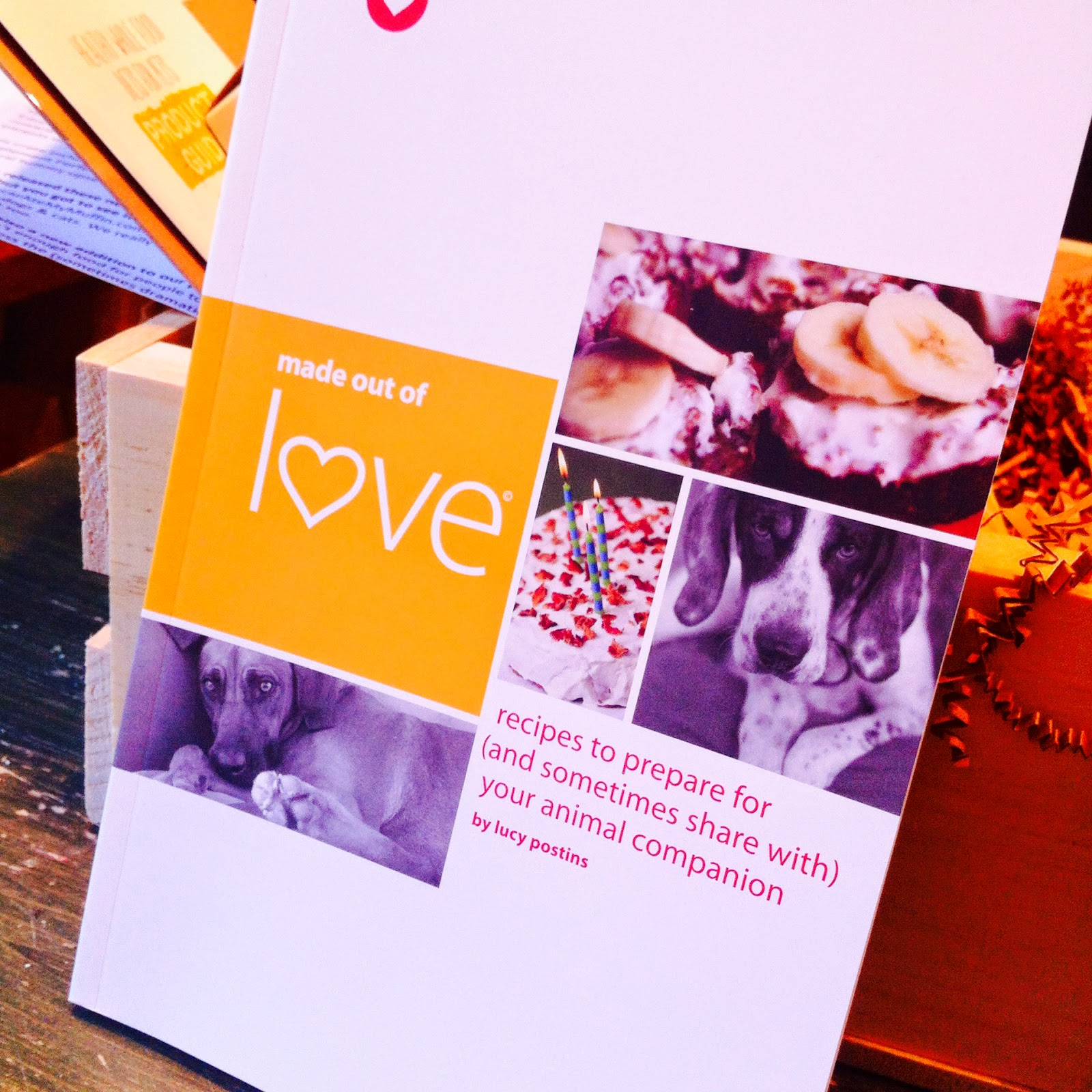 Made with Love Pet Cookbook