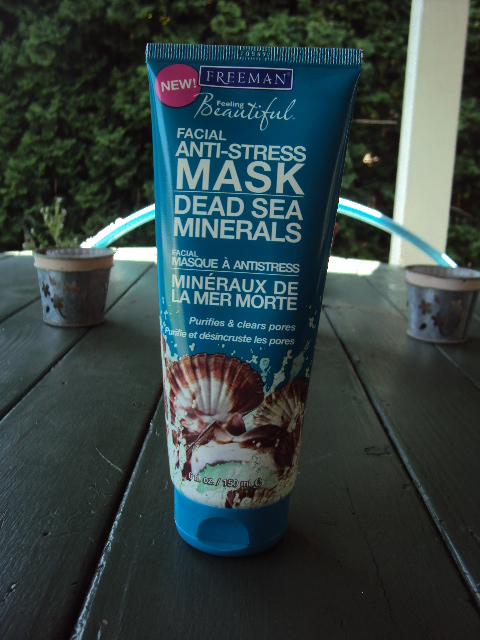 freeman mask dead sea minerals review