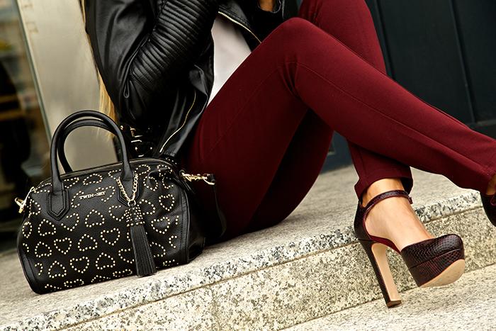 borsa scarpe twin set