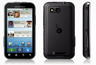 Motorola Defy Waterproof Android Phone