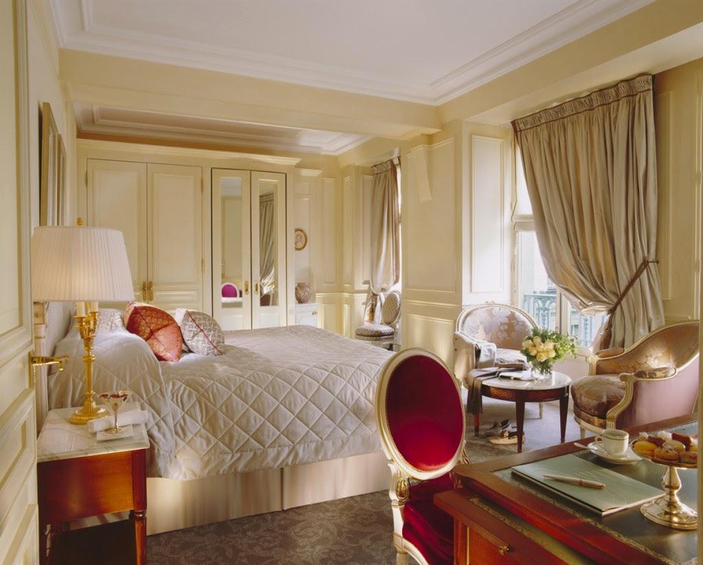 Parigi (Francia) - Le Meurice Paris 5* - Hotel da Sogno