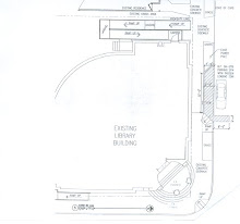 Blueprint of Proposed Ramp