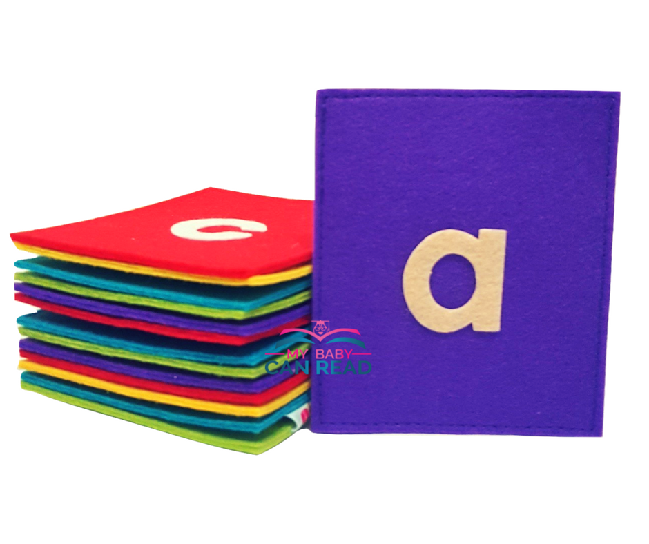 Flash Felt ABC Lowercase