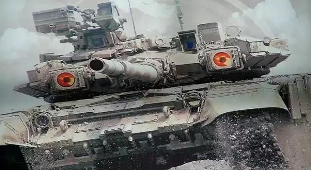 ΕΚΤΑΚΤΟ: Για πρώτη φορά αναπτύσσονται ρωσικά άρματα μάχης Τ-90 μαζί με δυνάμεις του Ιράν και της Χεζμπολάχ 8 χλμ από το Ισραήλ