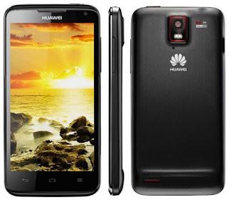 Ponsel Terbaru Huawei Ascend D Quad