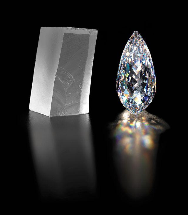 Самые красивые Бриллианты