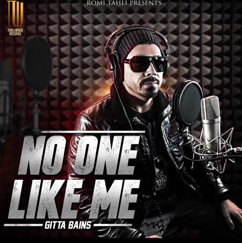 No One Like Me - Gitta Bains