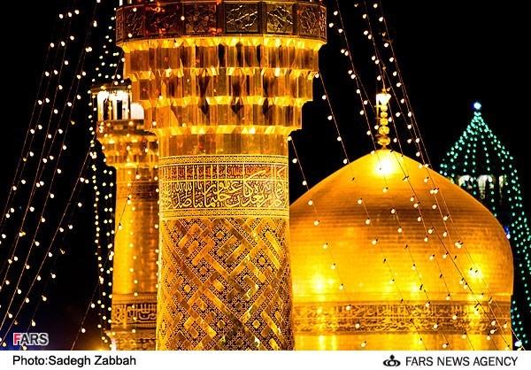 مشهد گفت به حرمت حرم رضوی به هیچ