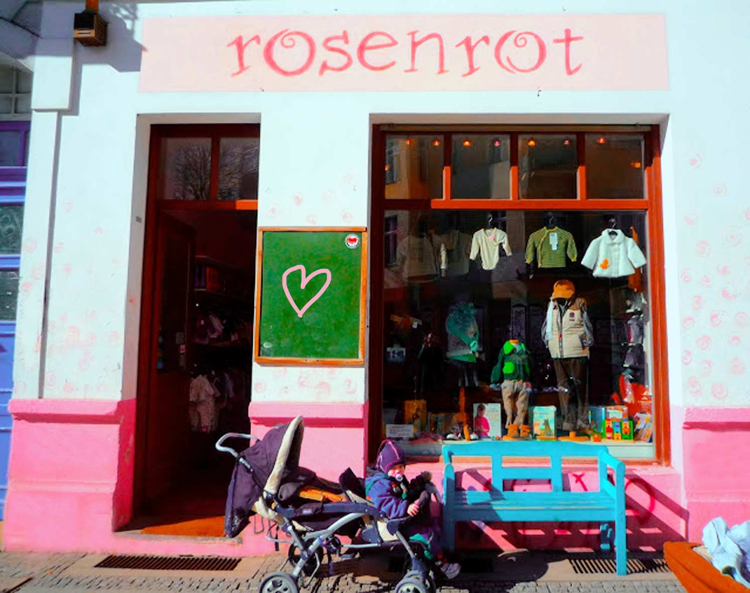 Rosenrot secondhand kinderkleidung berlin for Second hand ohrensessel