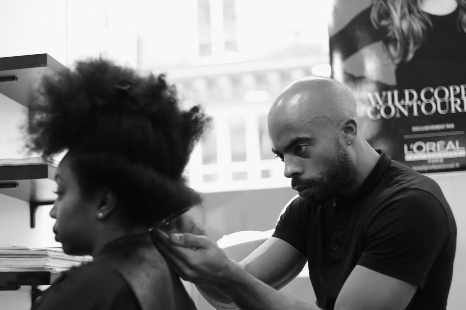 Couper Les Cheveux Avec Une Tondeuse se rapportant à blackbeautybag - blog beauté, blog beauté noire: my hai(re)volution