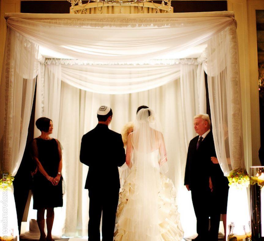 Matrimonio Judio : Casa de bodas